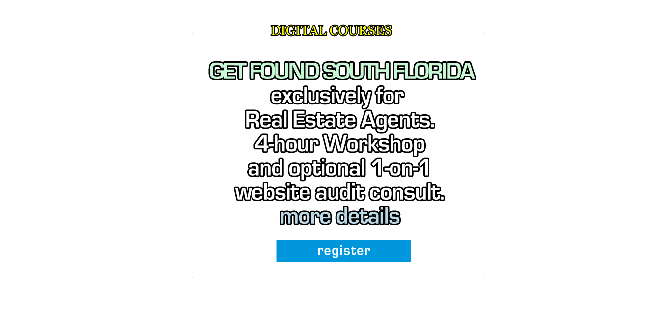 Get Found South Florida